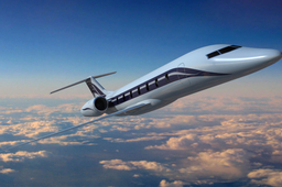 Twin-Engine Business Jet