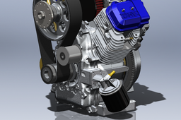 Briggs&Stratton Vanguard V-Twin engine