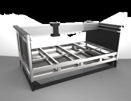 CNC platform