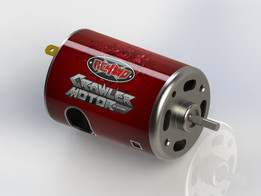 RC4WD 540 Series Brushed Motor for 1/10 Scale RC Rock Crawler