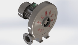 The centrifugal fan CZR low noise