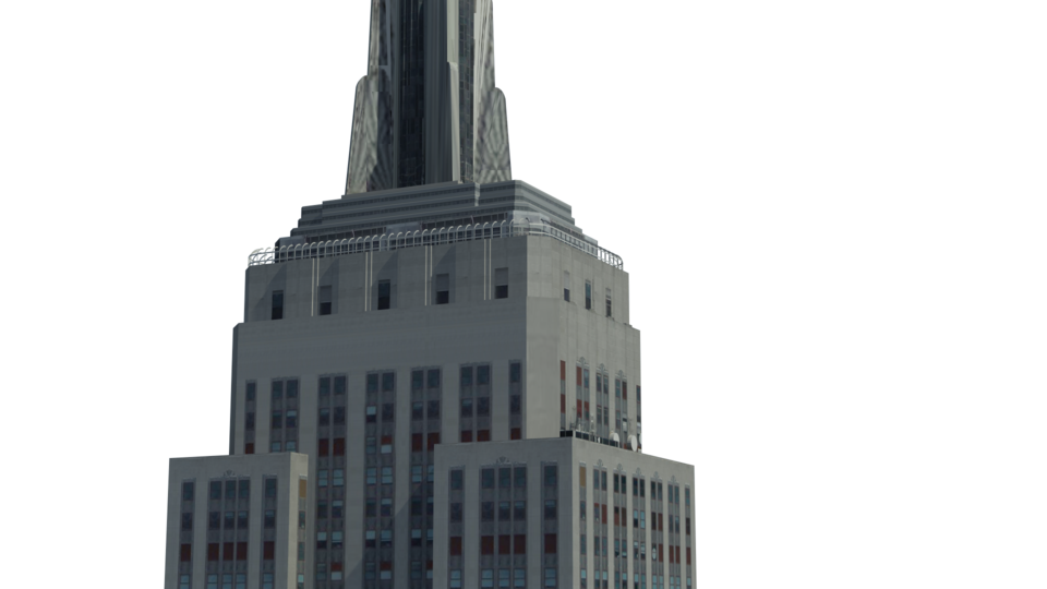 Empire State Building | 3D CAD Model Library | GrabCAD