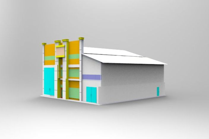 Project gudang