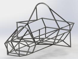 fsae chassis