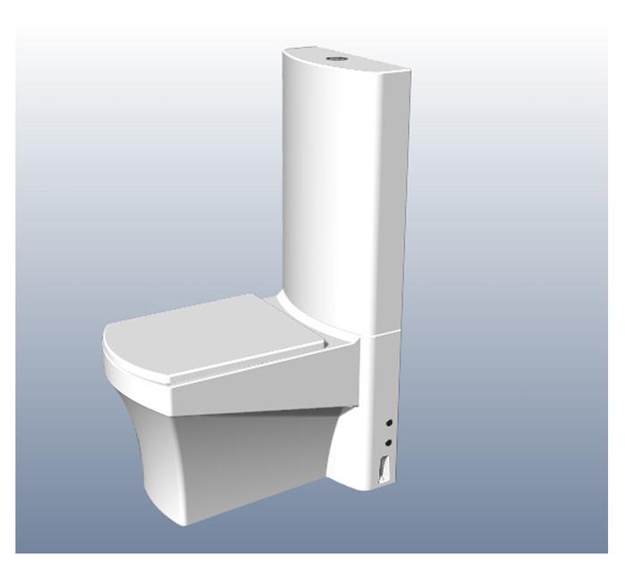 Tremendous Creavit Sorti Wc 3D Cad Model Library Grabcad Forskolin Free Trial Chair Design Images Forskolin Free Trialorg