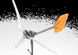 HAWT, Horizontal Axis Wind Turbine