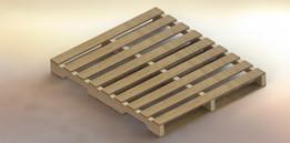 Wood Skid