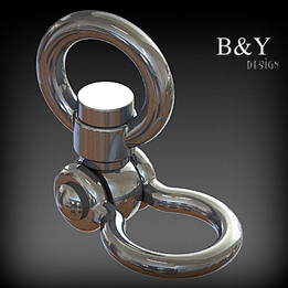 SHACKLE ROTATİNG RİNG