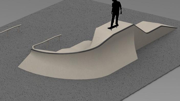 Skate Park Ramps