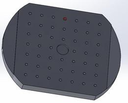 Haas EC-400 Pallet