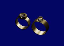 engineers wedding ring