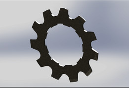 11 - 16 tooth sprocket