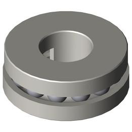 BB-51100-B180- ES -Axial ball bearing