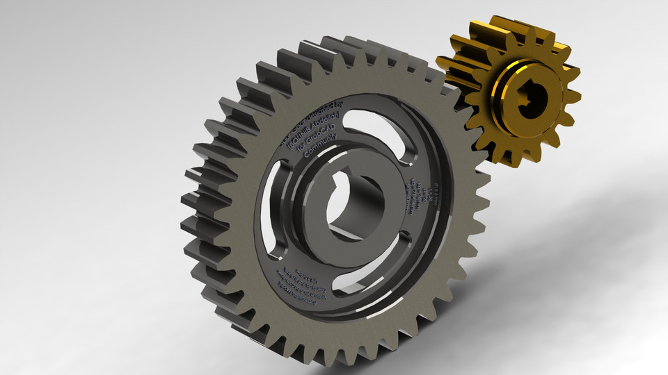 spur gear download
