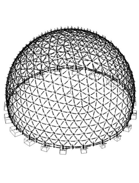 Dome | 3D CAD Model Library | GrabCAD