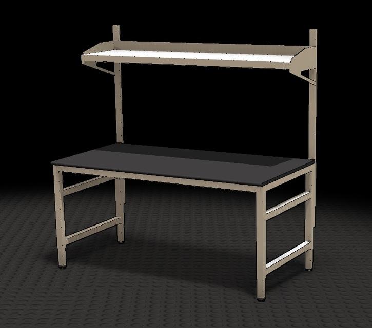 Marvelous Work Bench 3D Cad Model Library Grabcad Evergreenethics Interior Chair Design Evergreenethicsorg