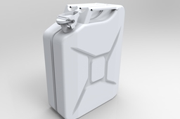 """M-72 motorcycle"" collaboration project- ""JERRY CAN 20L"""
