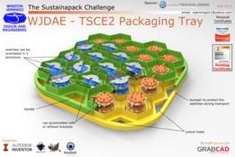WJDAE - TSCE2 Packaging Tray