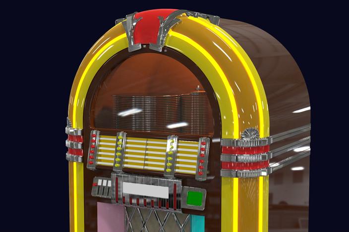 classic jukebox. Black Bedroom Furniture Sets. Home Design Ideas