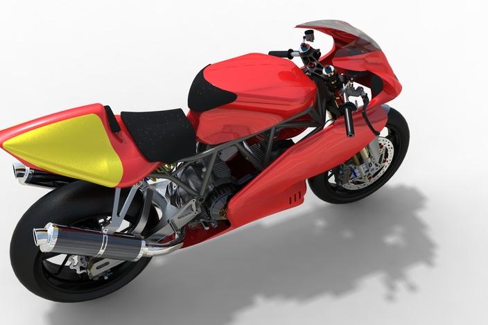 Youmagine Ducati