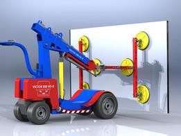 Glazing Robot - Manipulator