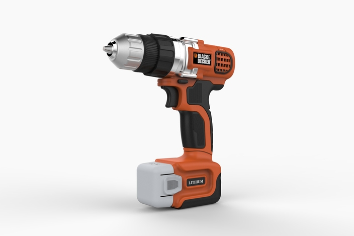 Black & Decker codless Drill