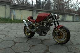 Ducati monster café