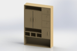 Request: Wall Cabinet
