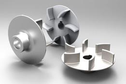 impeller for centrifugal pump