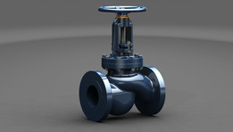 Ball Valve Revit Family