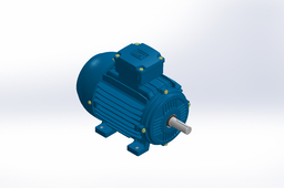 WEG 145T FRAME ELECTRIC MOTOR