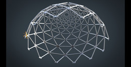 Progressive geodesic structure