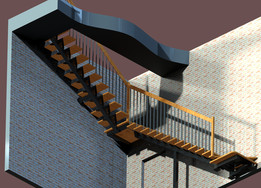 SCALA CH / stairs
