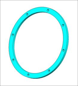 bearing spacer lower