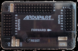 FPV project with APM 2.5