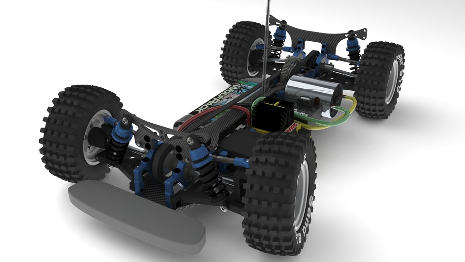 Xray t2009 rc car 3d cad model library grabcad malvernweather Images