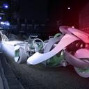 2040 Direct Drive Vehicle