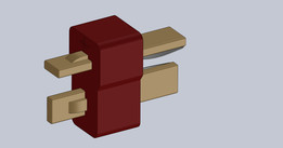 Deans Connector - Male