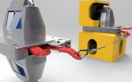 Container-Lock/Latch