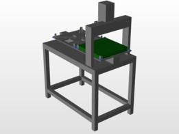 Auto inkjet printing