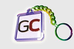 KeyRing GrabCad Logo