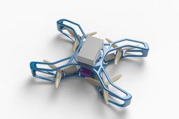 X frame Quadcopter
