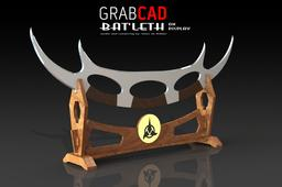 Bat'leth on Display