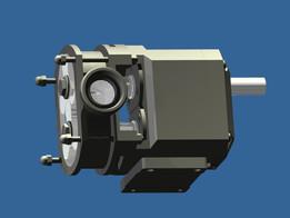 OMAC Lobe pump B 115