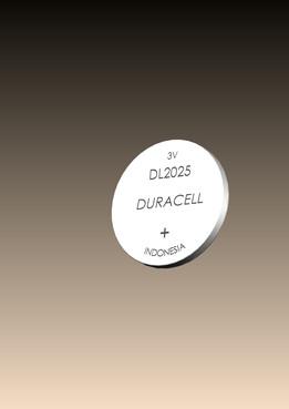 DURACELL BATTERY 3V