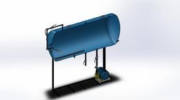 Tanque de Condensados y accesorios