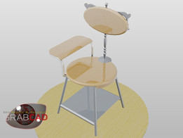 IRM_Equilibrium Chair (Rejection #701)
