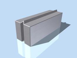 Concrete Waste Block