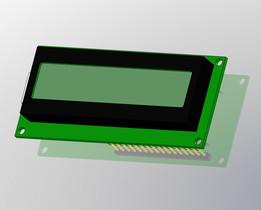 Dot Matrix LCD 1602