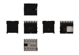 Minicontator CAW04-31-00D23 6A 24V - WEG / Contactor